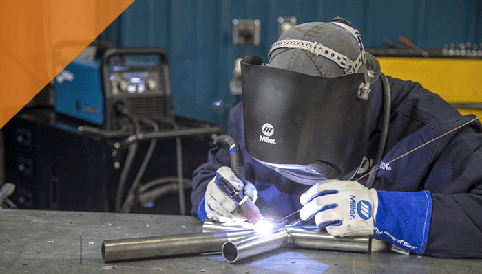 header image of the article best welders for beginners plus reviews